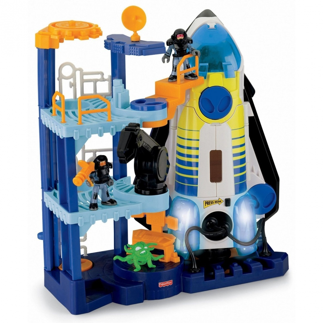imaginext space shuttle accessories - photo #8