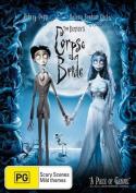 Tim Burtons Corpse Bride DVD  [Region 4]
