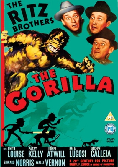 The Gorilla [Region 2] - DVD - New - Free Shipping.