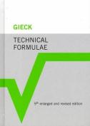 Technical Formulae