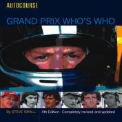Autocourse Grand Prix Who's Who