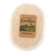 Earthline Loofah W/Terry Pad 7.6cm X 10.2cm 917 Loofah & Sea Sponges