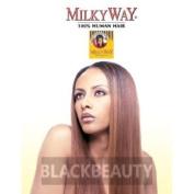 "Shake N Go MilkyWay 100% Human Hair Weave - Indian Yaky Weave 8""-#2"
