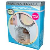 Physician Formula Mineral Wear Correcting Kit Talc Free Light Correcting Kit Light