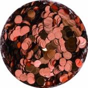 [erikonail] ERI-165 Copper Hologram Glitter 2mm
