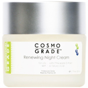 Cosmo Grade Renewing Night Cream, Oily Skin