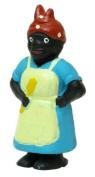 IWGAC 0170S-04626 Cast Iron Black Lady Penny Bank