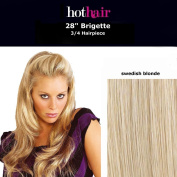 Hothair 70cm Brigette 3/4 Hairpiece