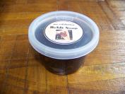 HammamBliss 100% Organic Moroccan Beldi Black Soap (Savon Noir) 100g