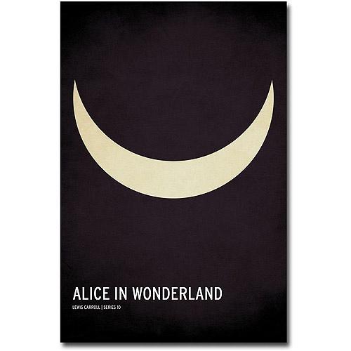 Trademark-Art-034-Alice-in-Wonderland-034-Canvas-Art-by-Christian-Jackson-Huge-Saving