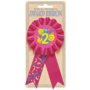 2nd Birthday Smile Award Ribbon