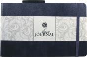 Pentalic 13cm x 20cm 60kg. (300 gsm) AF Aqua Journal 48 Page Book