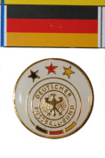Germany Deutschland Eagle FIFA World Cup Metal Lapel Pin Badge New