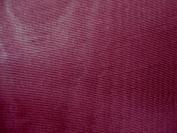 180cm Wide Burgundy Bengaline Moire Yardage