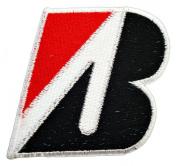 BRIDGESTONE Tyres Motorsport bicycles Truck Emblem PB11 Patches
