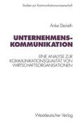 Unternehmenskommunikation [GER]