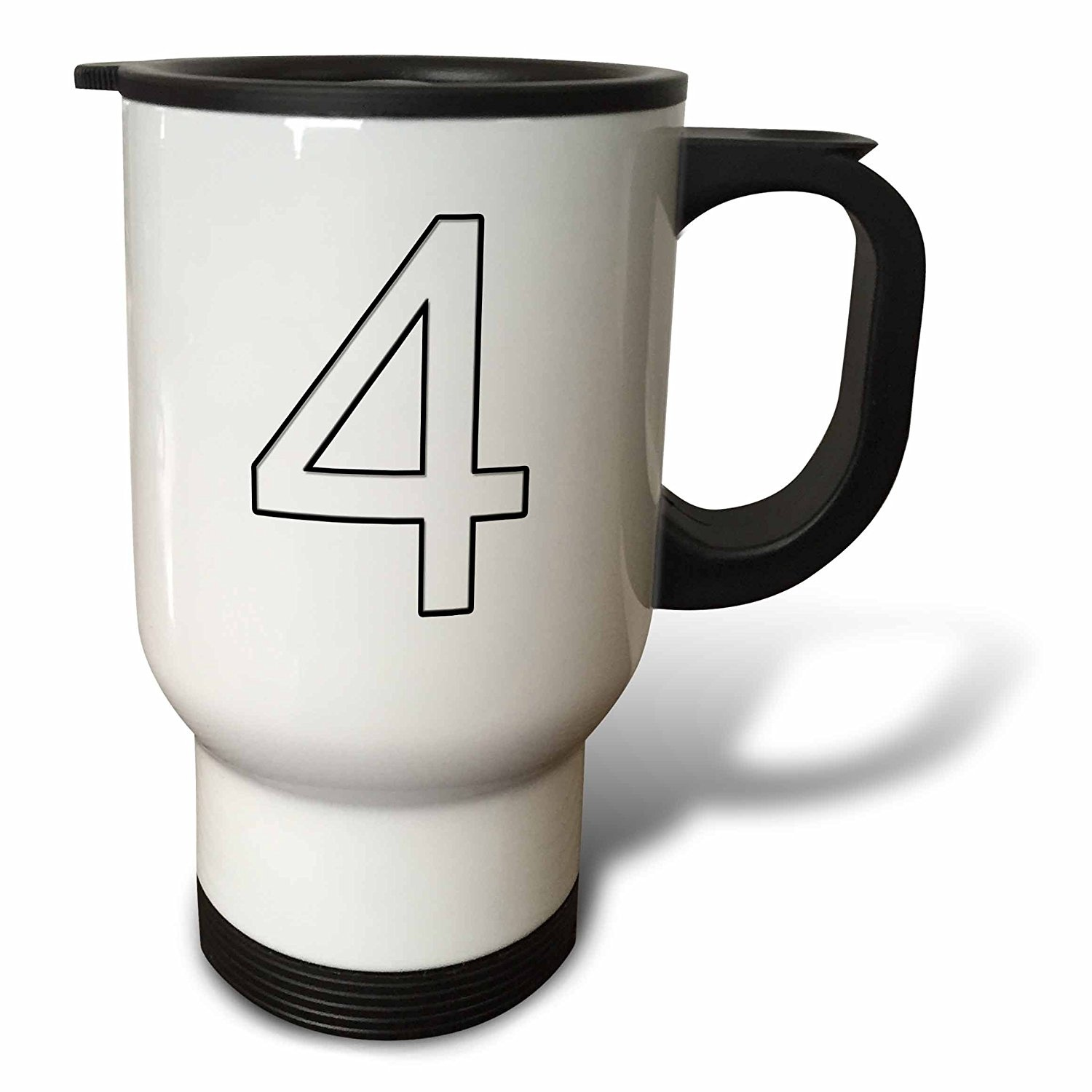 Numbers-Number-4-Travel-Mug-Shipping-is-Free