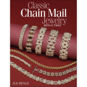 Kalmbach Publishing Books-Classic Chain Mail Jewellery With A Twist