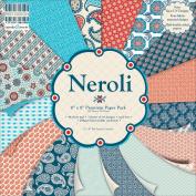 First Edition Premium Paper Pad 20cm x 20cm 48/Pkg-Neroli