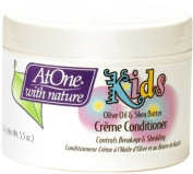 At One with Nature Kids Olive/Shea Cream 160ml