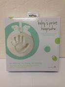 Baby's Print Keepsake
