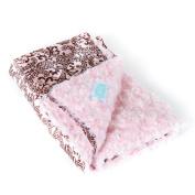 Allyzabba Aloha Candy Large Baby Blanket 34″ X 28″