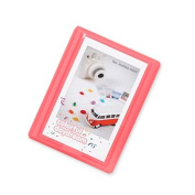 Darkhorse 7.6cm 28 Slots Colourful Book Photo Album for Fuji Instant Fujifilm Instax Mini 7S / 8 / 25 / 50S / 90 Films