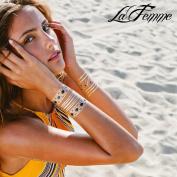 Mettalic Tattoo By Lulu Dk -- La Femme