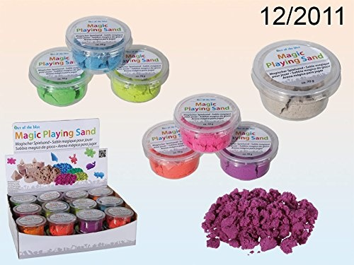 Mouldable-Magic-Art-Playing-Sand-in-Plastic-Tubs-Purple-Free-Shipping