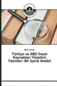 Turkiye Ve Abd Nsan Kaynaklar Yonetimi Yaz Nlar [TUR]