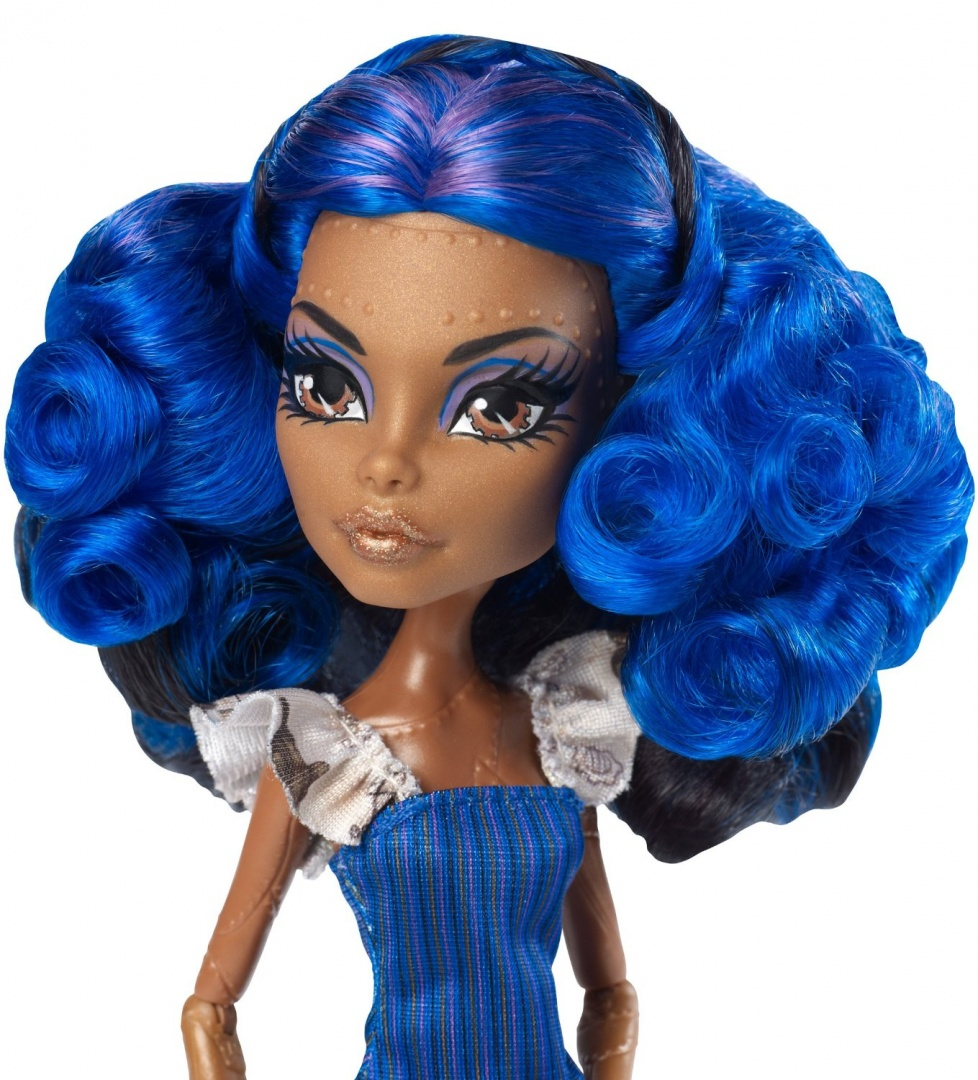 Monster high gore geous robecca steam doll and fashion set - Robecca steam monster high ...