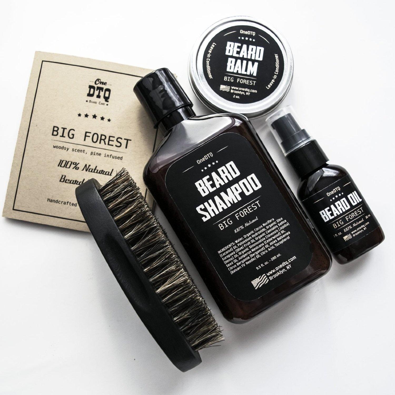 big forest beard grooming kit beard growth beard shampoo beard oil beard. Black Bedroom Furniture Sets. Home Design Ideas