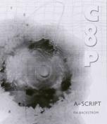 Fia Backstrom: COOP: A-Script