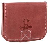 "Gusti Leder studio ""Carter"" Genuine Leather Purse Coin Holder Wallet Pocket Pouch Vintage Unisex Rich Brown 2A17-22-10"