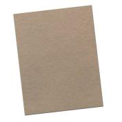 20cm x 25cm Chipboard - Cardboard Medium Weight Chipboard Sheets - 25 Per Pack.