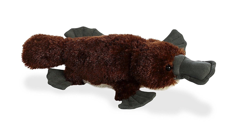 Aurora World 20cm Plush Platypus Mini Flopsie 11street