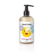 All Natural Kids Soap - Emoji Liquid Hand Soap - Lavender Scent, 350ml