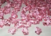 Acrylic Ice Crystal Rocks Vase Filler 23 X 18MM Pink