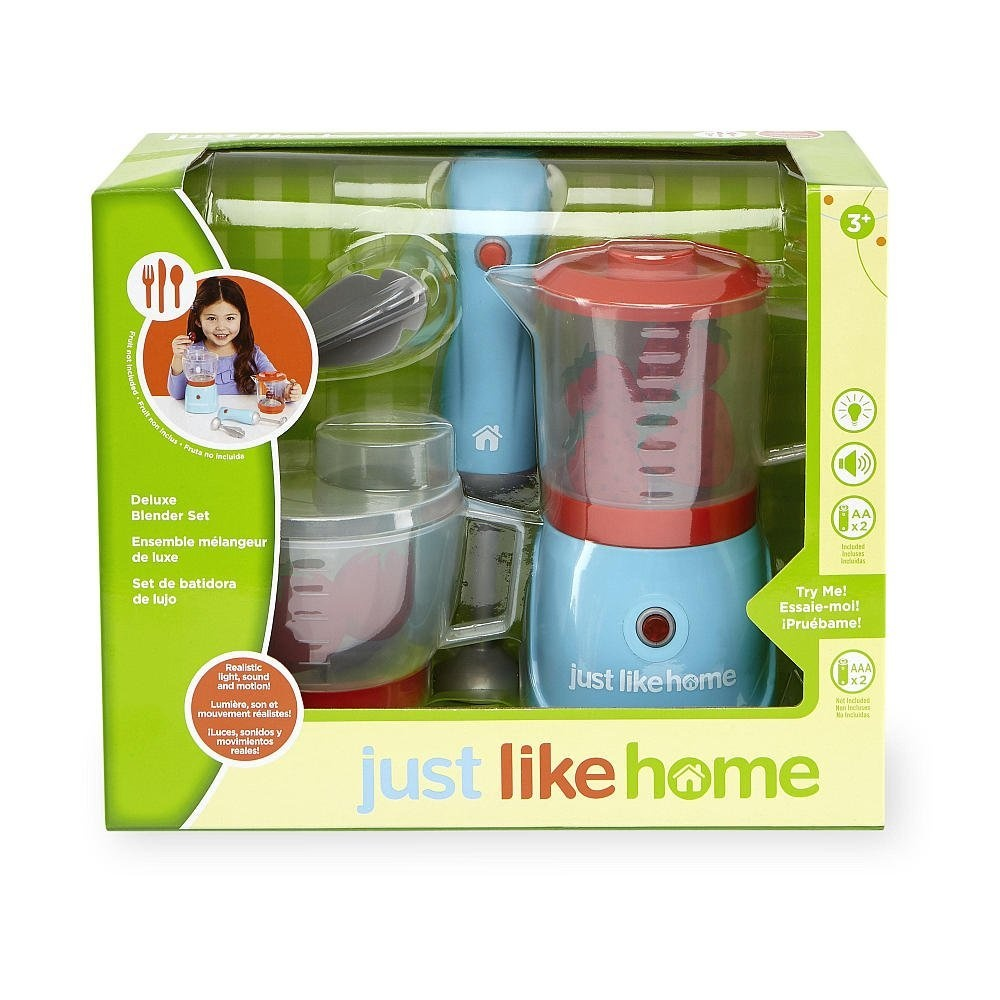 Home Microwave Oven For Kids And Home Deluxe Blender Set