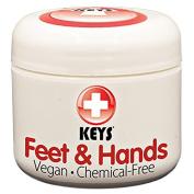 Keys Care Feet + Hands